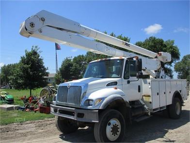 ALTEC Bucket Trucks / Service Trucks For Sale - 470 Listings