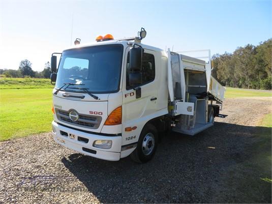 2010 Hino 500 Series 1024 FD - Trucks for Sale