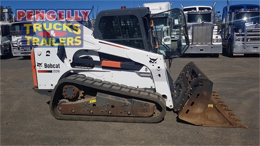 2014 Bobcat T870 Pengelly Truck & Trailer Sales & Service - Heavy Machinery for Sale