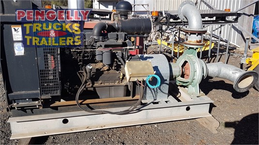 2006 Accessories & Truck Parts Water Pump Pengelly Truck & Trailer Sales & Service - Parts & Accessories for Sale
