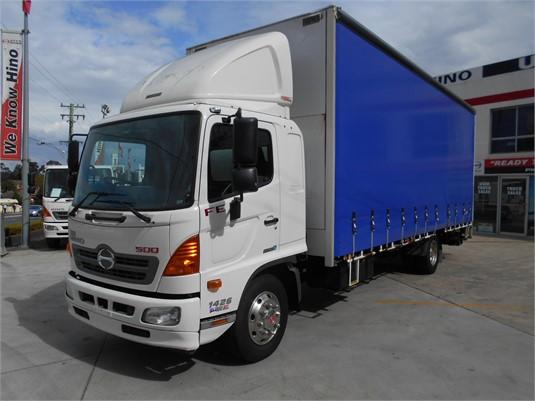 2014 Hino 500 Series - Trucks for Sale