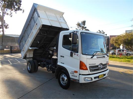 2015 Hino 500 Series - Trucks for Sale