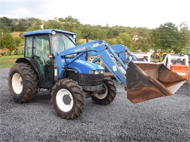 NEW HOLLAND TN75 For Sale - 40 Listings | TractorHouse com - Page 1 of 2