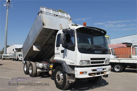 2007 Isuzu FVZ - Trucks for Sale