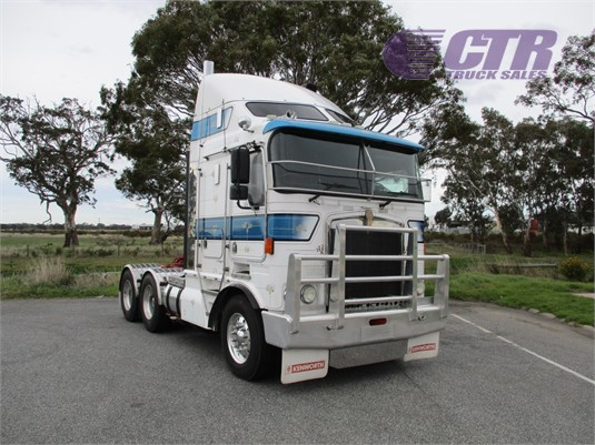 1999 Kenworth K104 CTR Truck Sales - Trucks for Sale