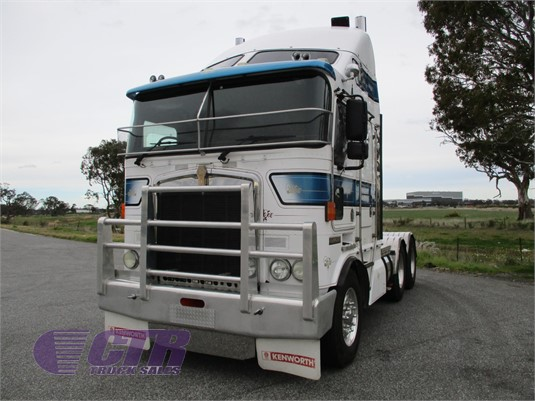 1999 Kenworth K104 CTR Truck Sales - Trucks for Sale