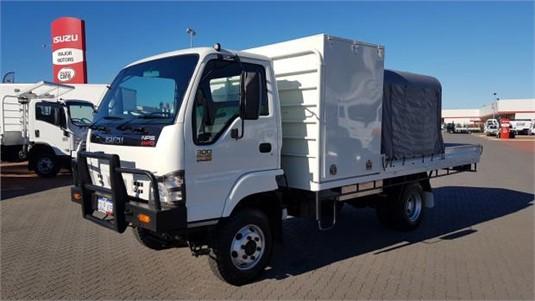 2007 Isuzu NPS 300 4x4 - Trucks for Sale