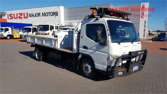 2013 Fuso Canter 918 Wide Major Motors - Trucks for Sale