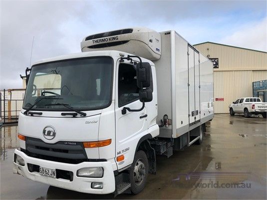 2013 Nissan Diesel UD MK11 250 Adelaide Truck Sales - Trucks for Sale