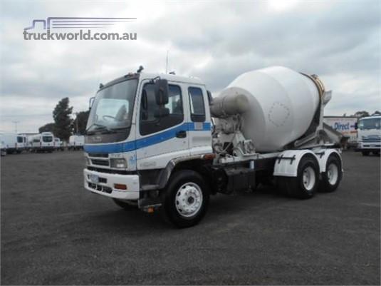 2005 Isuzu FVZ 1400 Westar - Trucks for Sale