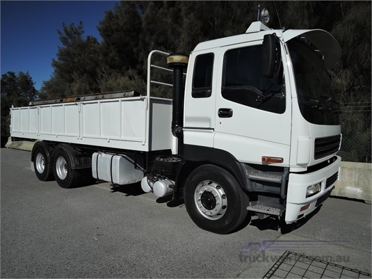 2005 Isuzu Giga Truck Wholesale WA - Trucks for Sale