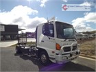 2009 Hino FD1024 Cab Chassis