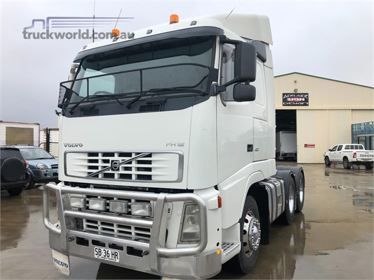 2005 Volvo FH12 Adelaide Truck Sales - Trucks for Sale