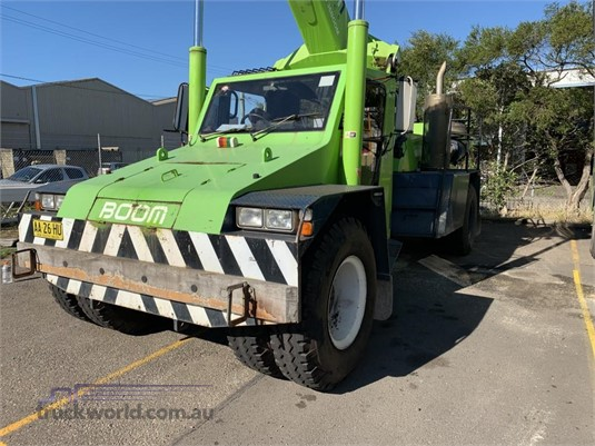 2004 Terex AT20 - Heavy Machinery for Sale