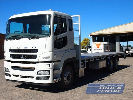 2013 Fuso FV54 400hp AMT Air Suspension Murwillumbah Truck Centre - Trucks for Sale