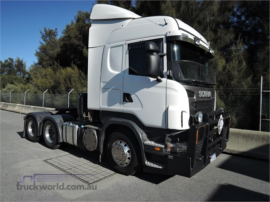 2011 Scania R500 Trucks for Sale