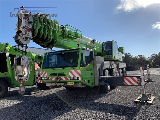 2006 Demag AC80-2 - Heavy Machinery for Sale