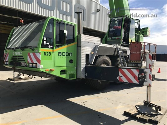 2005 Demag AC80-2 - Heavy Machinery for Sale
