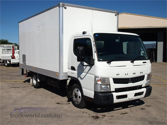 2015 Fuso Canter 515 Wide AMT - Trucks for Sale