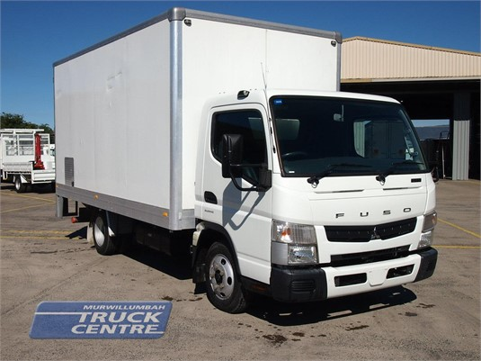 2015 Fuso Canter 515 Wide AMT Murwillumbah Truck Centre - Trucks for Sale