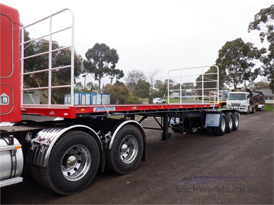 1999 Freighter Flat Top Trailer Trailers for Sale