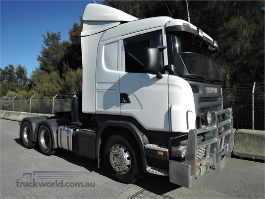 2008 Scania R500 - Trucks for Sale