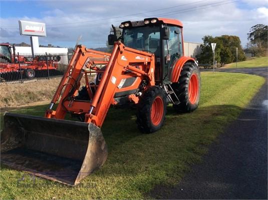2016 Kioti PX9520 Farm Machinery for Sale