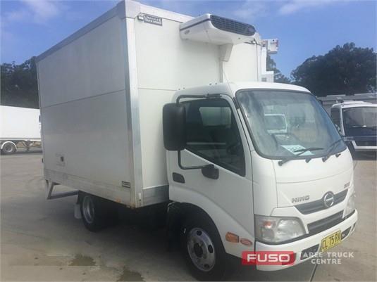 2012 Hino 300 Series 414 Taree Truck Centre - Trucks for Sale