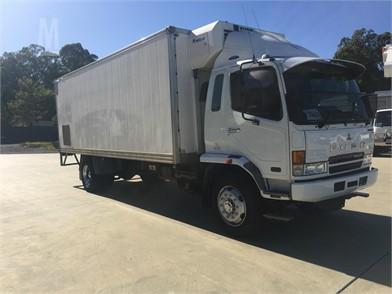 MITSUBISHI FUSO FIGHTER FM10 0 Flatbed Trucks For Sale - 1 Listings