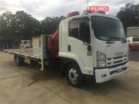 2011 Isuzu FSR 850 Taree Truck Centre - Trucks for Sale