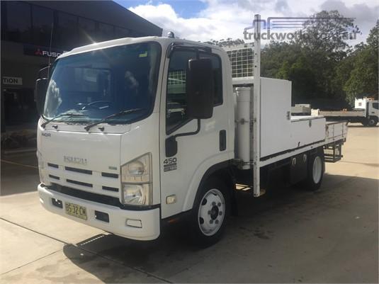 2013 Isuzu other Trucks for Sale