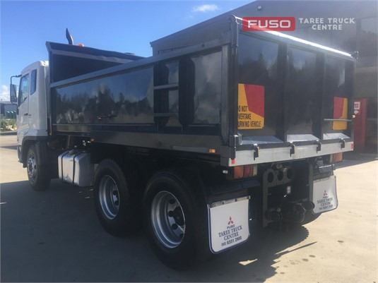 2002 Mitsubishi FV51 HeavyDuty Taree Truck Centre - Trucks for Sale