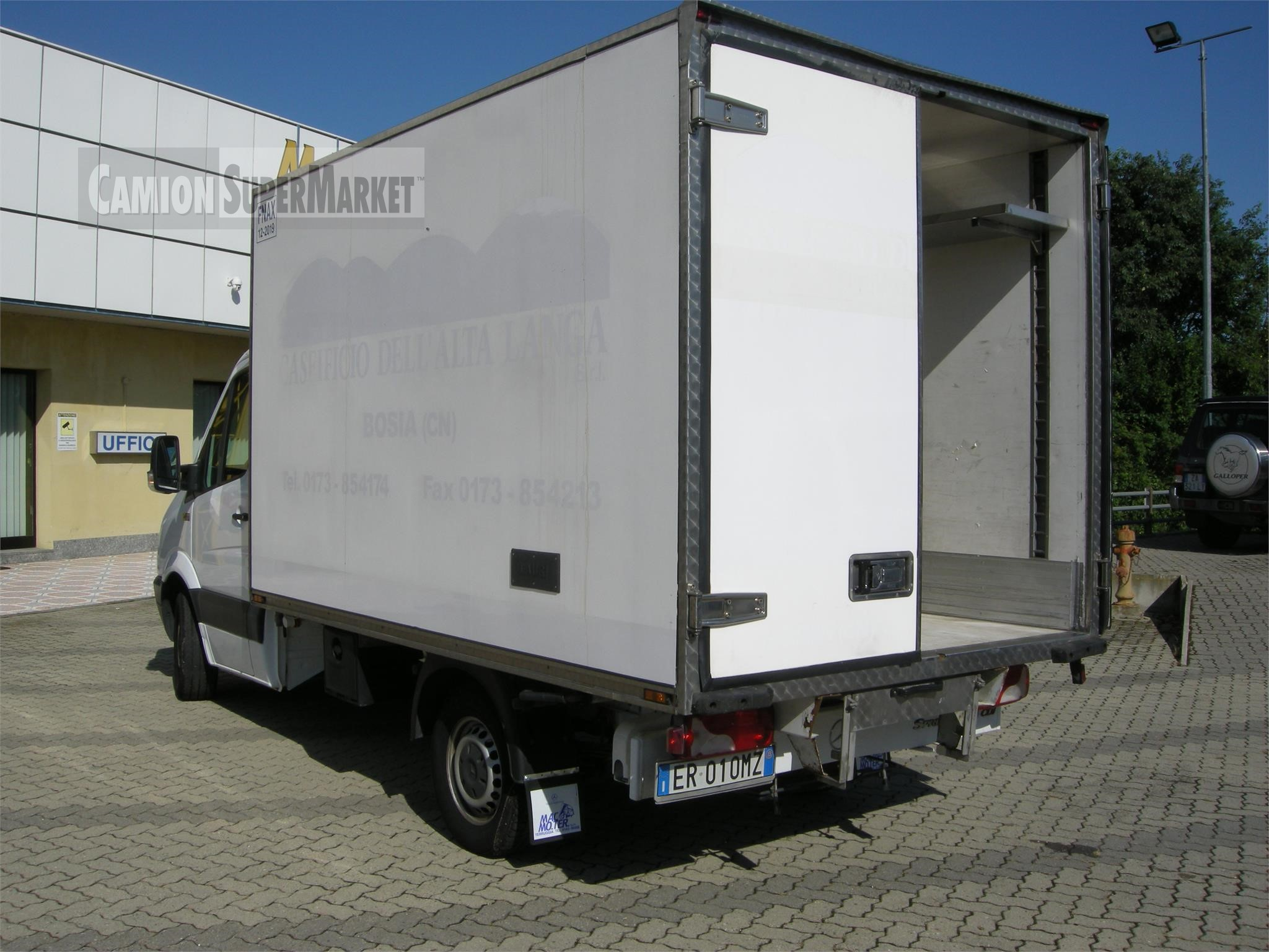 Mercedes-Benz SPRINTER 316 used 2013