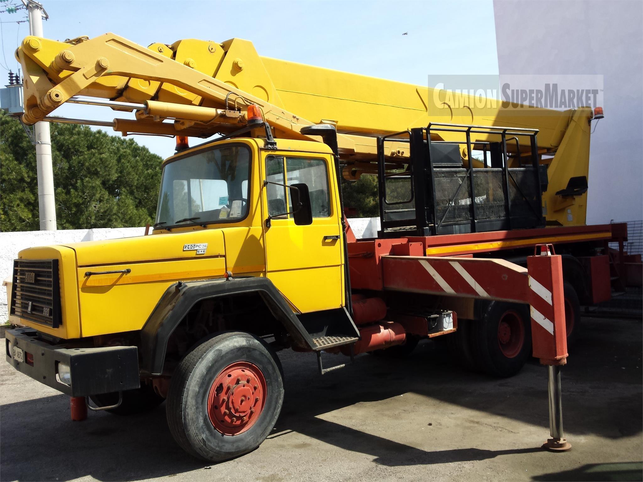 Fiat 260PC26