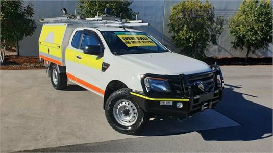 2013 Ford Ranger PX XL Super Cab Light Commercial for Sale