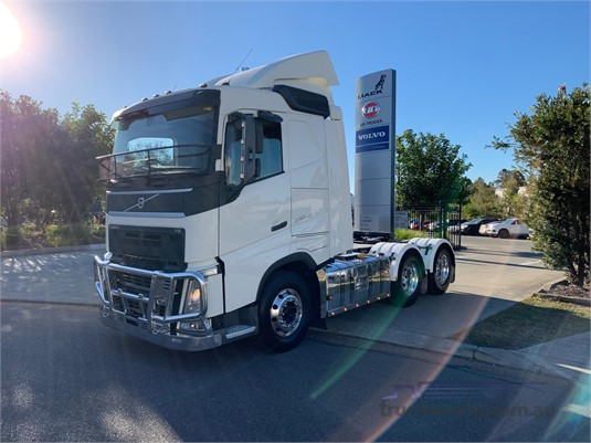 2016 Volvo FH540 - Trucks for Sale
