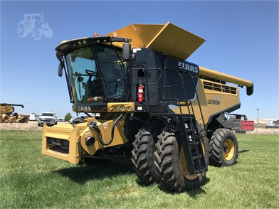 Nebraska Harvest Center   Used machines