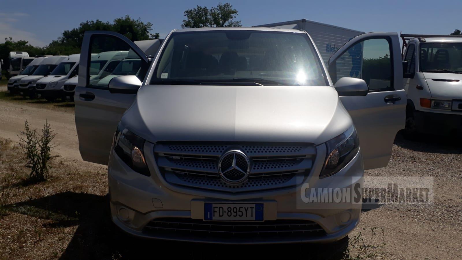 Mercedes-Benz VITO 114 used 2016