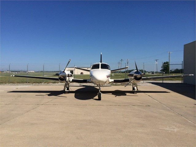 1981 CESSNA CONQUEST I For Sale In Anderson, Indiana