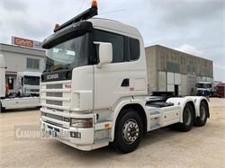 Scania R164g480