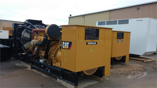 CATERPILLAR C32 Stationary Generators For Sale - 17 Listings