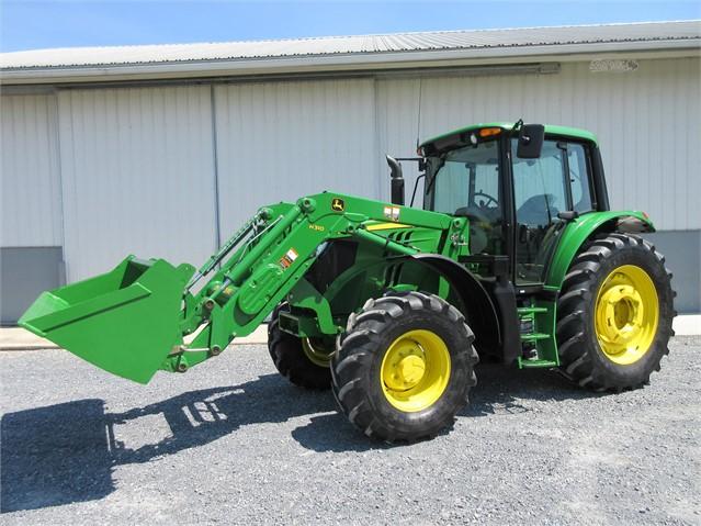 Used 2013 JOHN DEERE 6125M For Sale In Flintville Rd Lebanon