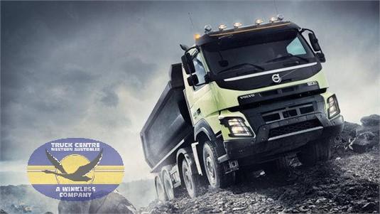 Volvo FMX13 HAX 6x4 Rigid Air Ride Construction/Heavy