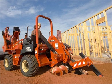 Trenchers / Boring Machines / Cable Plows For Sale By Sandhills