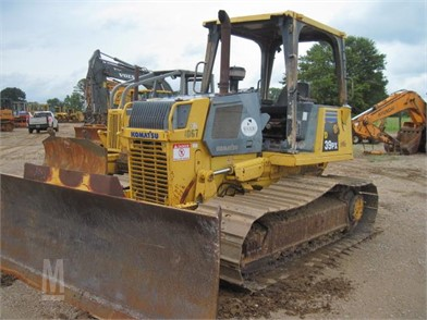 Enjoyable 2001 Komatsu D39Px 21 Dozer Other Auction Results 1 Gmtry Best Dining Table And Chair Ideas Images Gmtryco