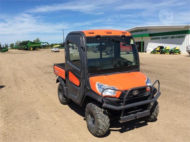 KUBOTA RTV-X1100C Utility Vehicles For Sale - 86 Listings