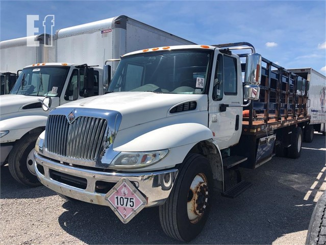 Lot # IN0001 - 2006 INTERNATIONAL 4300