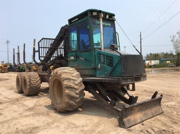 TIMBERJACK 1010 Forestry Equipment For Sale - 4 Listings