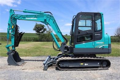 SUNWARD Crawler Excavators For Sale - 11 Listings