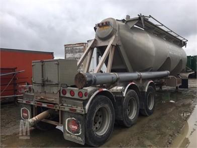 Pneumatic / Dry Bulk Tank Trailers For Sale In Alberta, Canada - 21